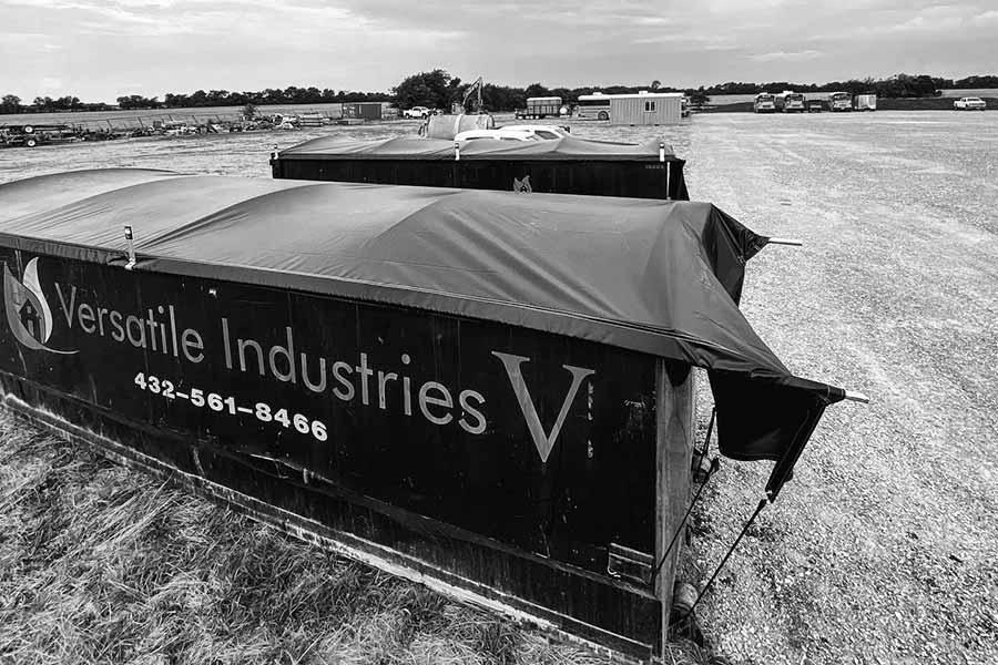 Roll Off- Versatile Industries V, LLC | Midland & Trenton, TX
