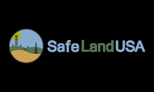SafeLand certified logo- Midland and Trenton, TX